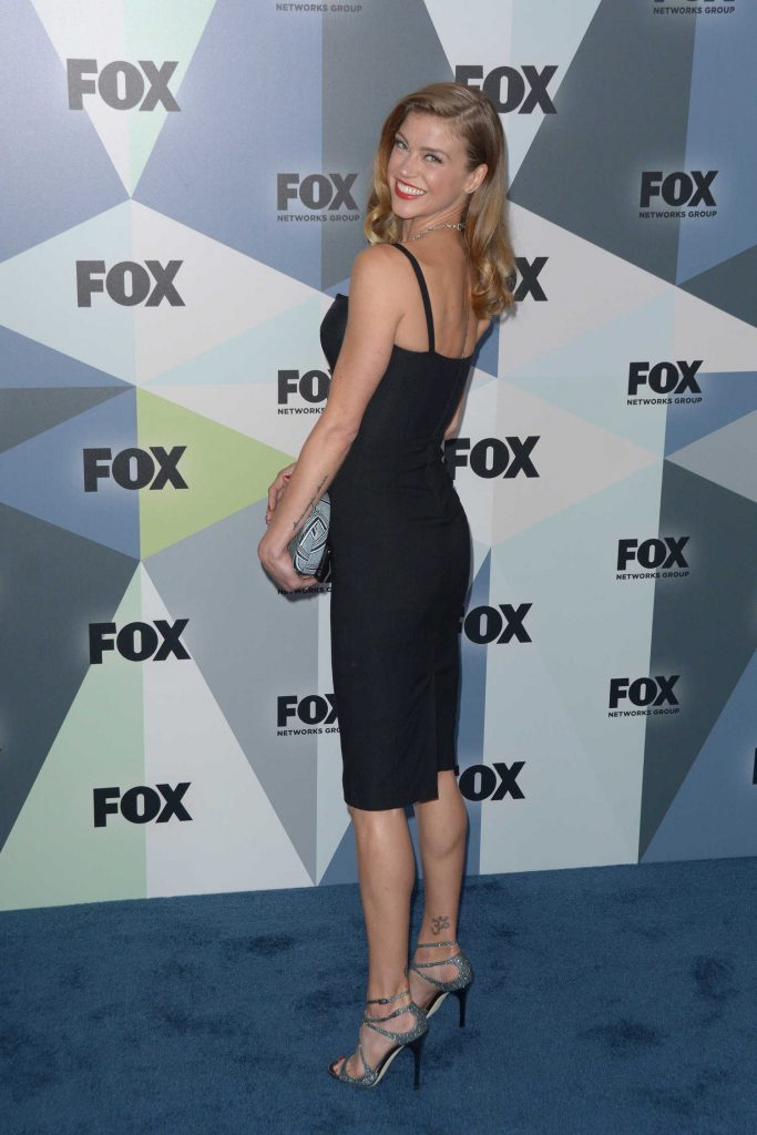 Adrianne Palicki at 2018 Fox Network Upfront at Wollman Rink at Central Park in NYC-3