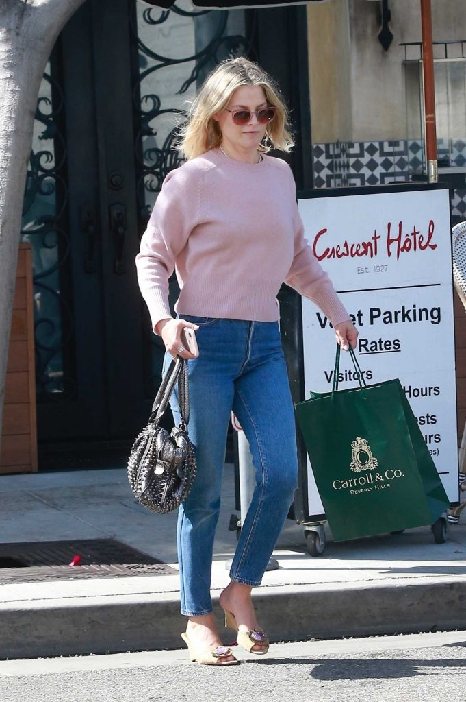 Ali Larter Out Shopping in Beverly Hills-1