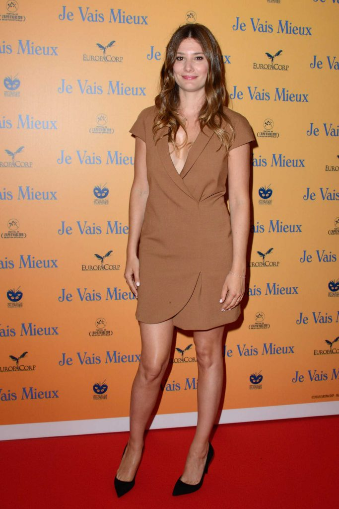 Alice Pol at Je Vais Mieux Premiere in Paris-1
