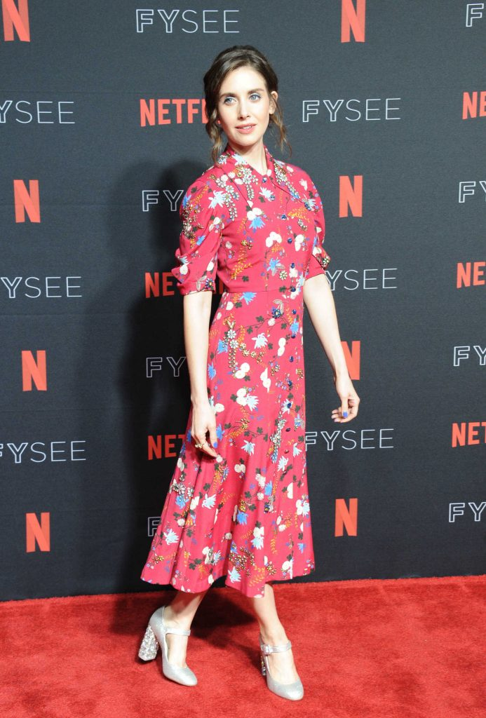 Alison Brie at Netflix Glow FYSee Event at Raleigh Studios in Los Angeles-4