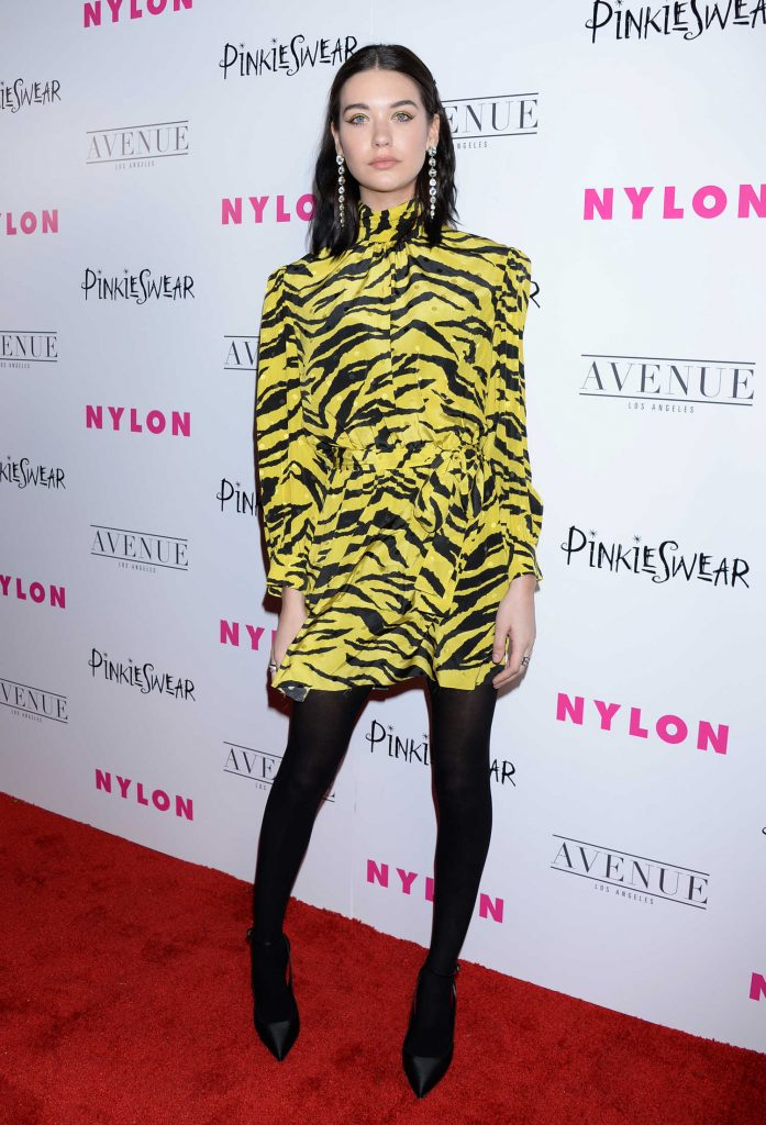 Amanda Steele at 2018 Nylon Young Hollywood Party in Hollywood-2