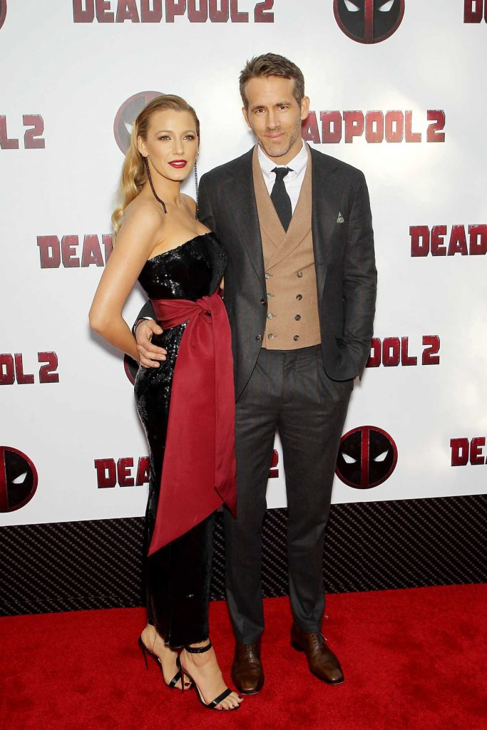 Blake Lively at Deadpool 2 Premiere in New York City-3