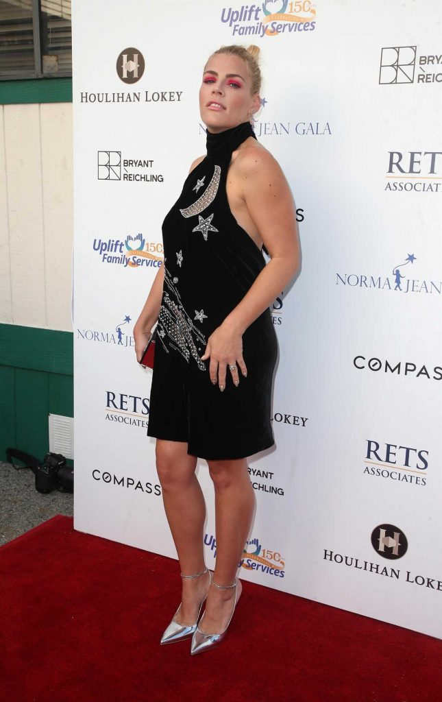 Busy Philipps at Uplift Family Services 7th Annual Norma Jean Gala in Los Angeles-3