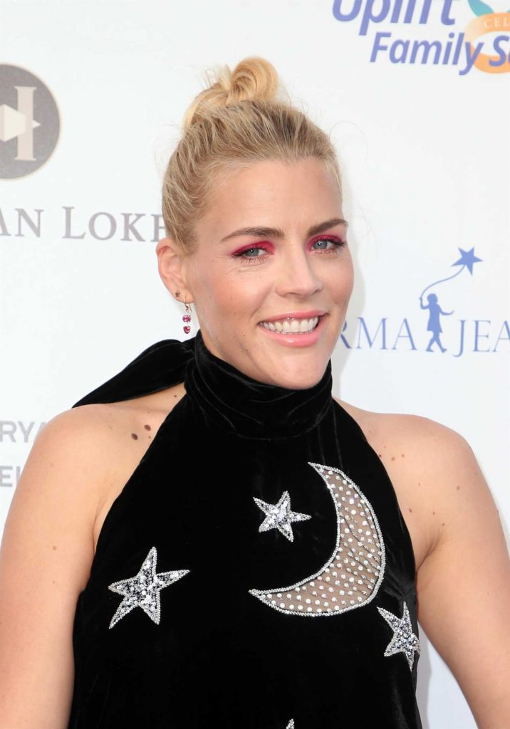 Busy Philipps at Uplift Family Services 7th Annual Norma Jean Gala in Los Angeles-5