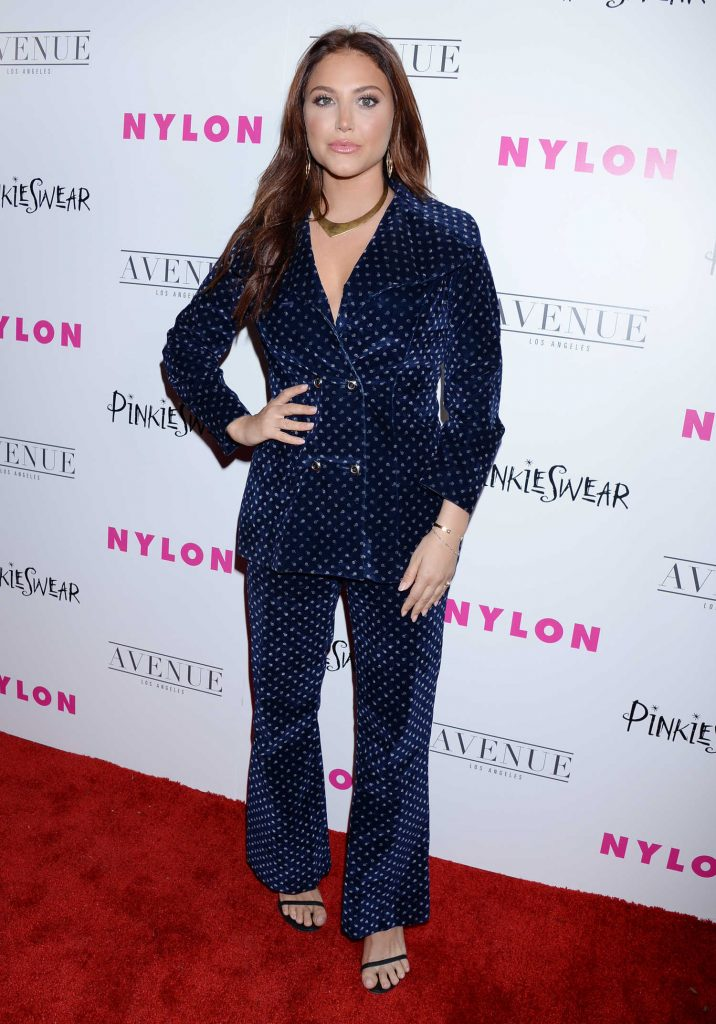 Cassie Scerbo at 2018 Nylon Young Hollywood Party in Hollywood-1