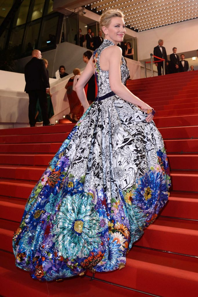 Cate Blanchett at the Cold War Screening During the 71st Cannes Film Festival in Cannes-4