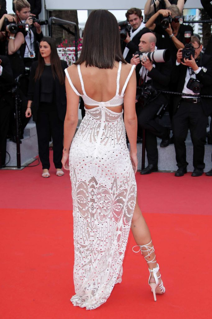 Chantel Jeffries at Yomeddine Premiere During the 71st Cannes Film Festival in Cannes-4