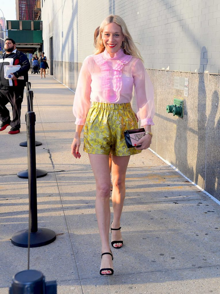Chloe Sevigny Attends Planned Parenthood Benefit in NYC-3