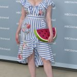 Christina Hendricks at NBCUniversal Upfront Presentation in New York City