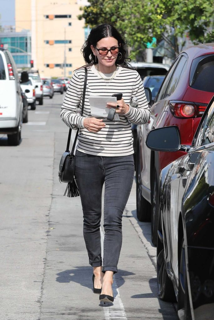Courteney Cox Out Shopping in West Hollywood-1