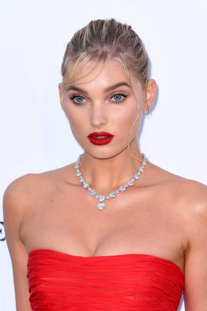 Elsa Hosk at amfAR's 25th Cinema Against AIDS Gala During the 71st Cannes Film Festival in Cannes-5