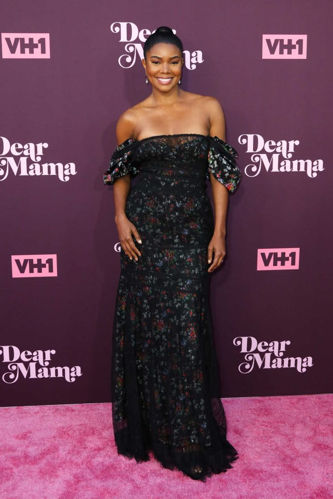 Gabrielle Union at VH1's 3rd Annual Dear Mama An Event To Honor Moms in Los Angeles-1