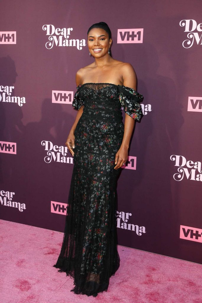 Gabrielle Union at VH1's 3rd Annual Dear Mama An Event To Honor Moms in Los Angeles-3
