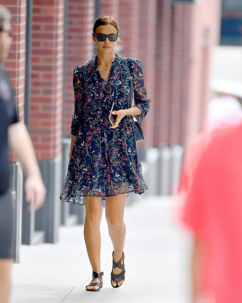 Irina Shayk Was Spotted Out in New York City-1