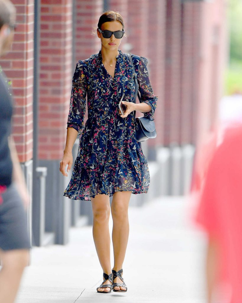Irina Shayk Was Spotted Out in New York City-2