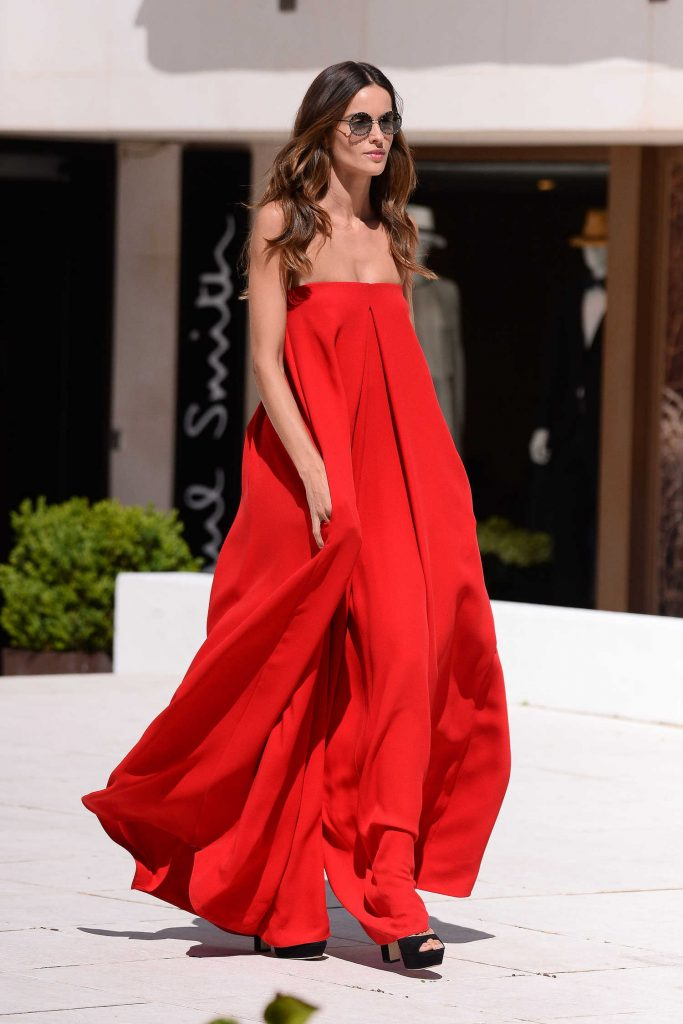 Izabel Goulart Was Seen Out in Cannes During the 71st Annual Cannes Film Festival-1
