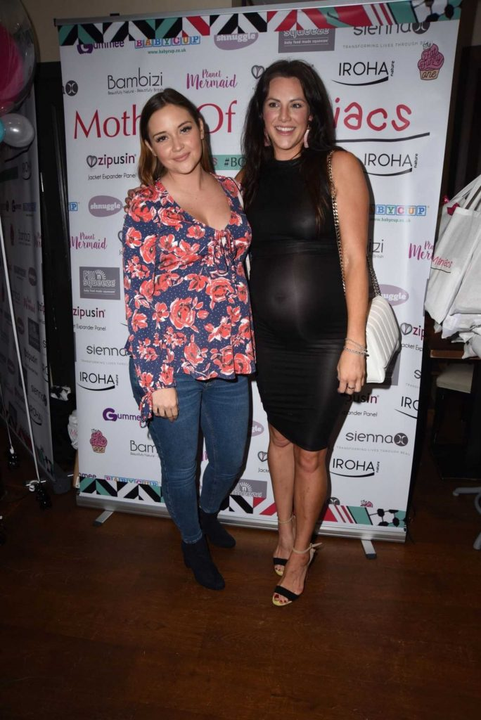 Jacqueline Jossa at the Mother of Maniacs Event in London-3