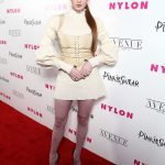 Larsen Thompson at 2018 Nylon Young Hollywood Party in Hollywood