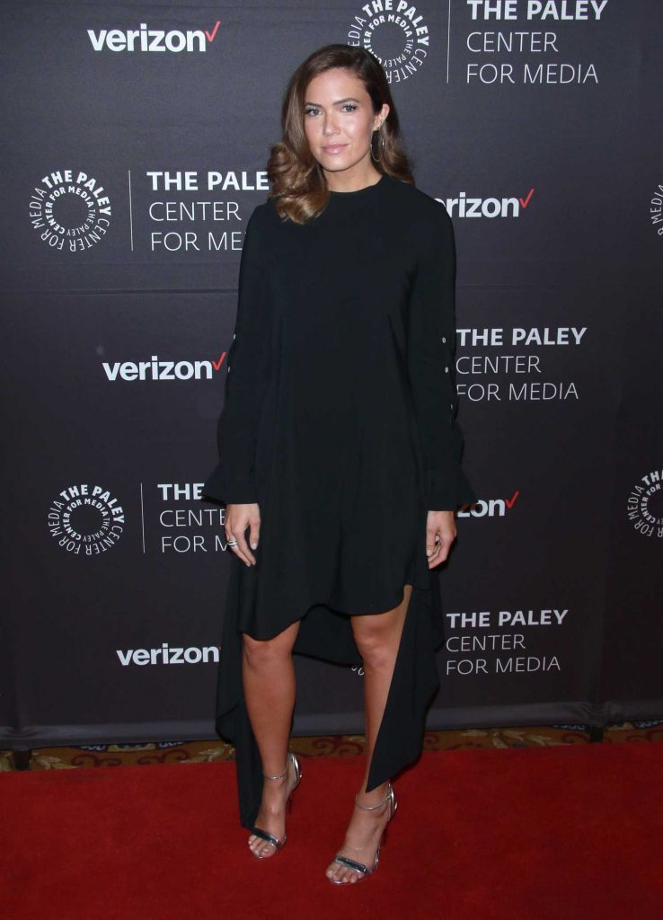 Mandy Moore at the Paley Honors: A Gala Tribute To Music On Television in New York City-1