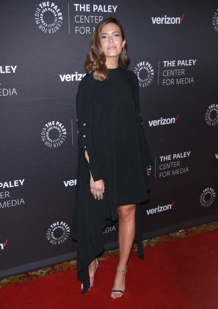 Mandy Moore at the Paley Honors: A Gala Tribute To Music On Television in New York City-2