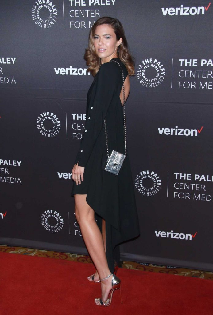 Mandy Moore at the Paley Honors: A Gala Tribute To Music On Television in New York City-3