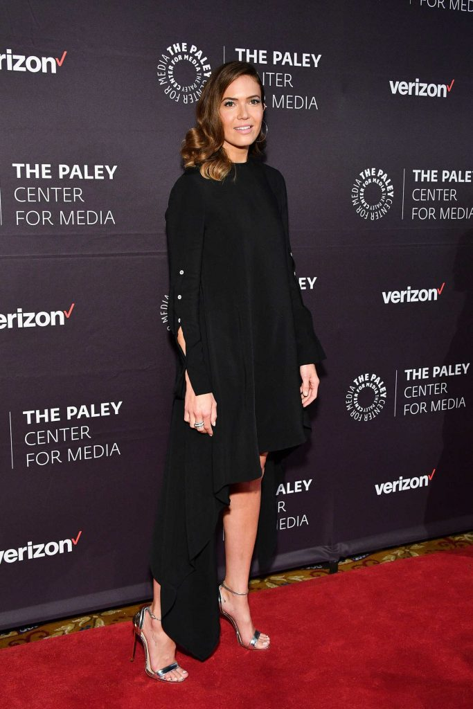 Mandy Moore at the Paley Honors: A Gala Tribute To Music On Television in New York City-4