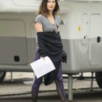 Megan Fox on the Set of Think Like A Dog in New Orleans