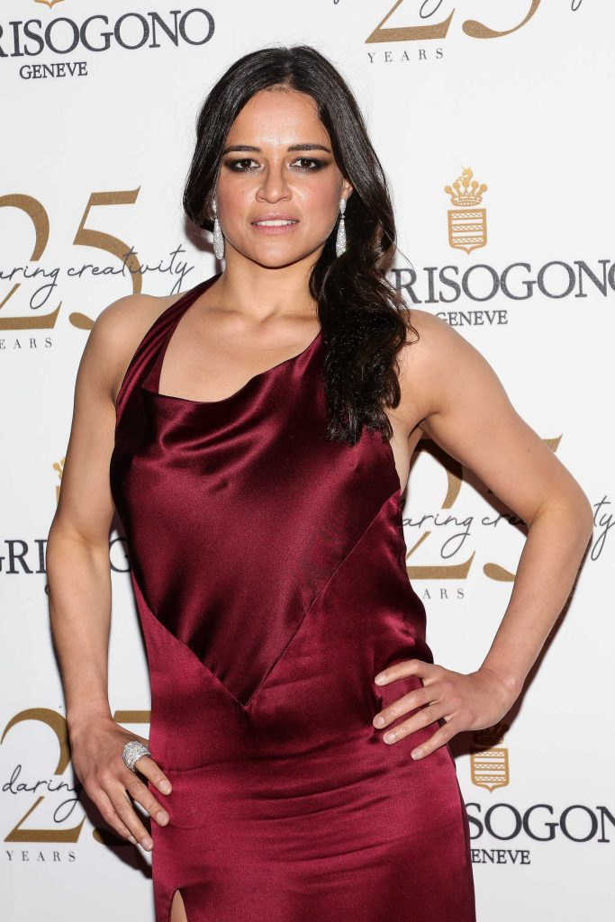 Michelle Rodriguez Attends the De Grisogono Party During the 71st Cannes Film Festival in Cannes-4