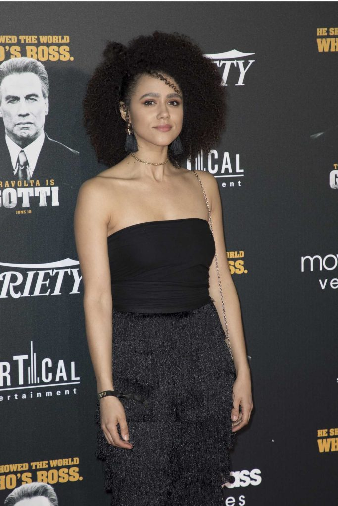 Nathalie Emmanuel at Gotti Premiere During the 71st Cannes Film Festival in Cannes-3