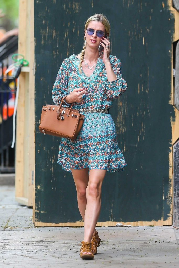 Nicky Hilton Was Seen Out in the East Village in New York City-1