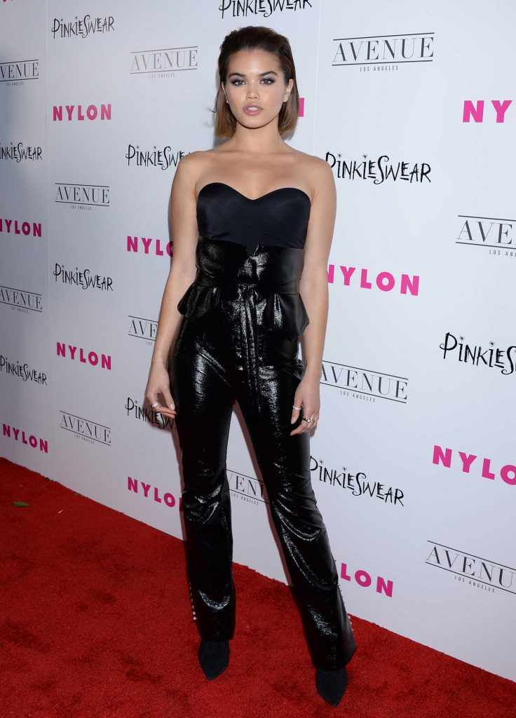 Paris Berelc at 2018 Nylon Young Hollywood Party in Hollywood-1
