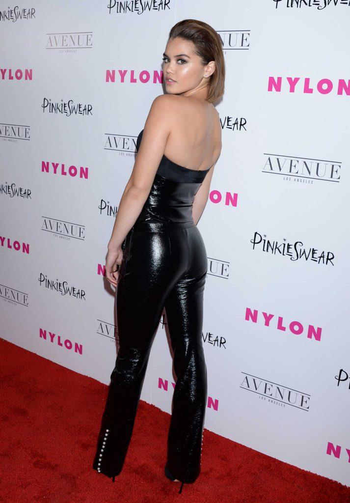 Paris Berelc at 2018 Nylon Young Hollywood Party in Hollywood-2