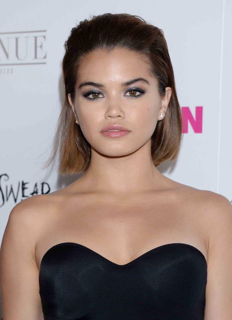 Paris Berelc at 2018 Nylon Young Hollywood Party in Hollywood-3