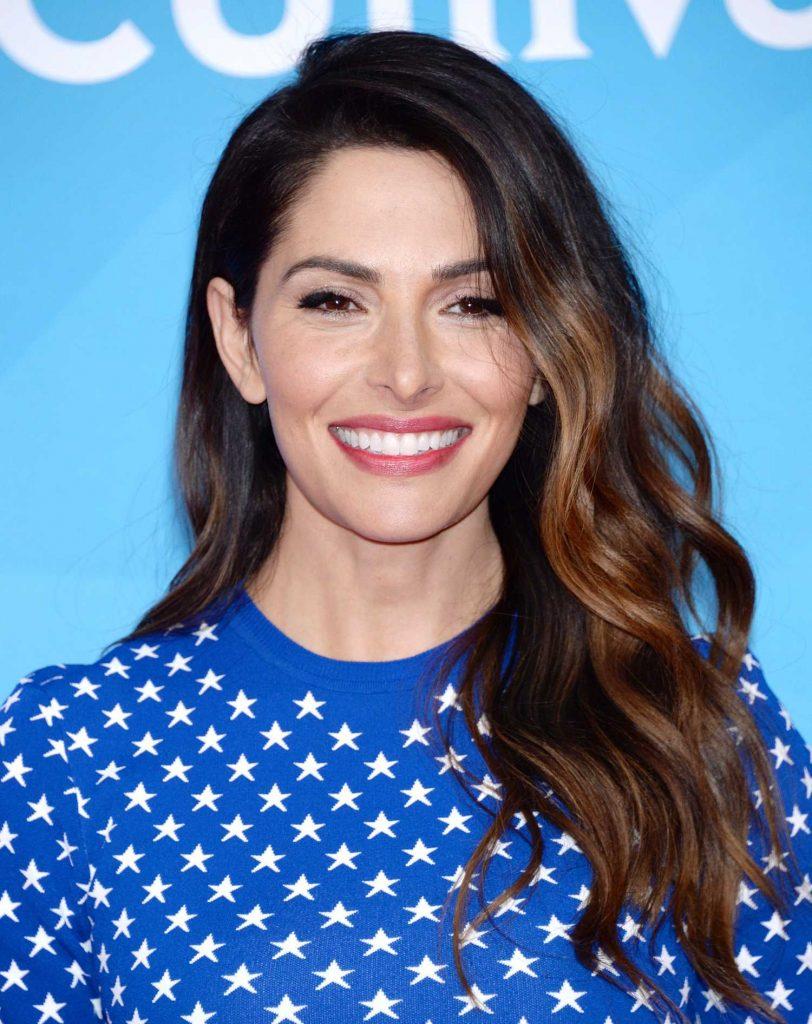 Sarah Shahi at 2018 NBCUniversal Summer Press Day in Universal City-5