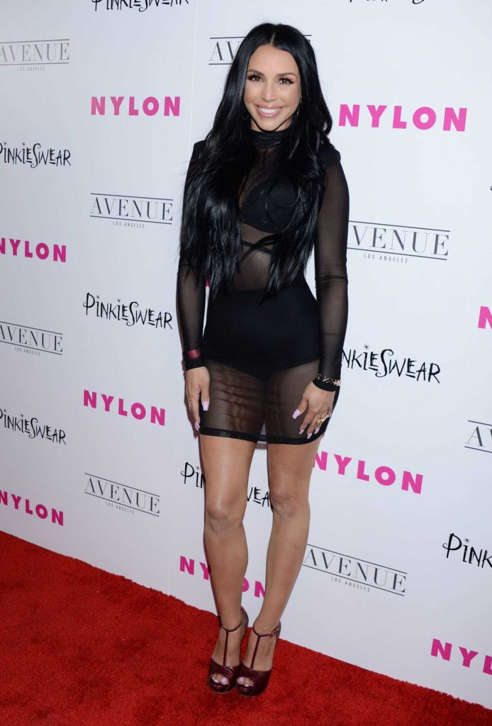 Scheana Marie at 2018 Nylon Young Hollywood Party in Hollywood-1