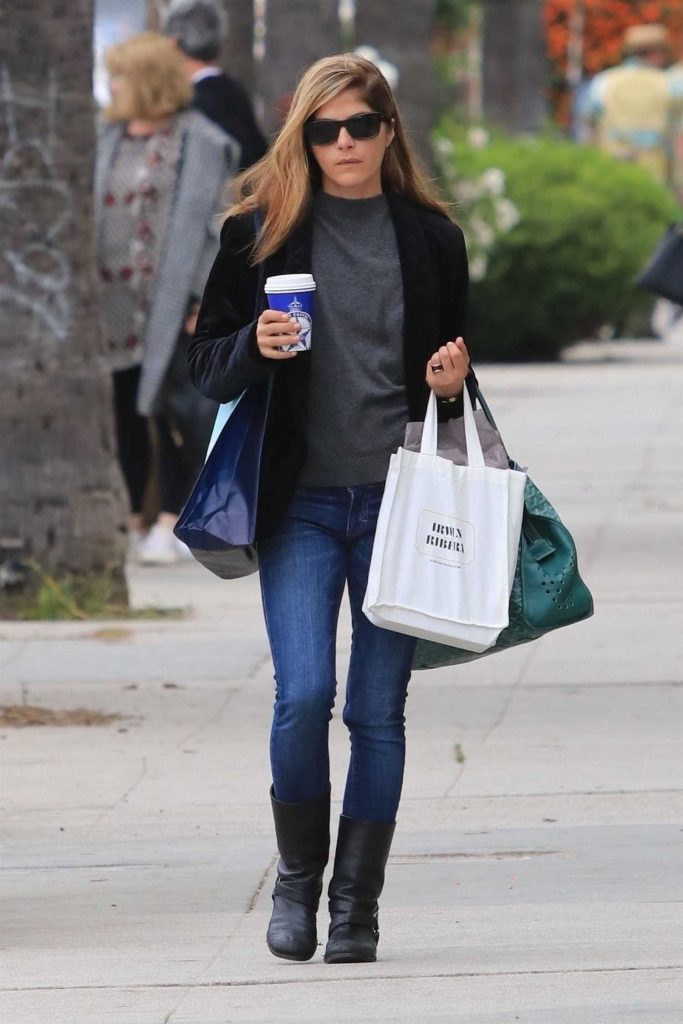 Selma Blair Goes Shopping in Studio City-1