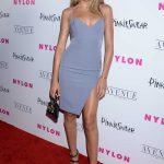 Sistine Stallone at 2018 Nylon Young Hollywood Party in Hollywood