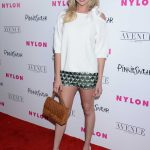 Stassi Schroeder at 2018 Nylon Young Hollywood Party in Hollywood