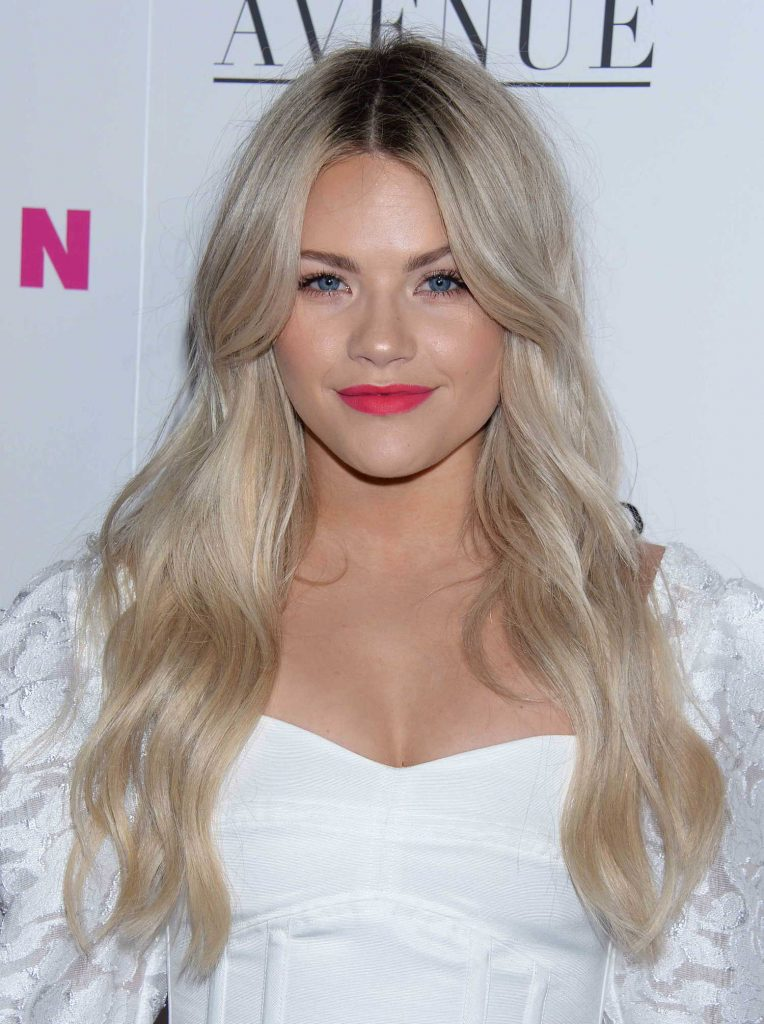 Witney Carson at 2018 Nylon Young Hollywood Party in Hollywood-3