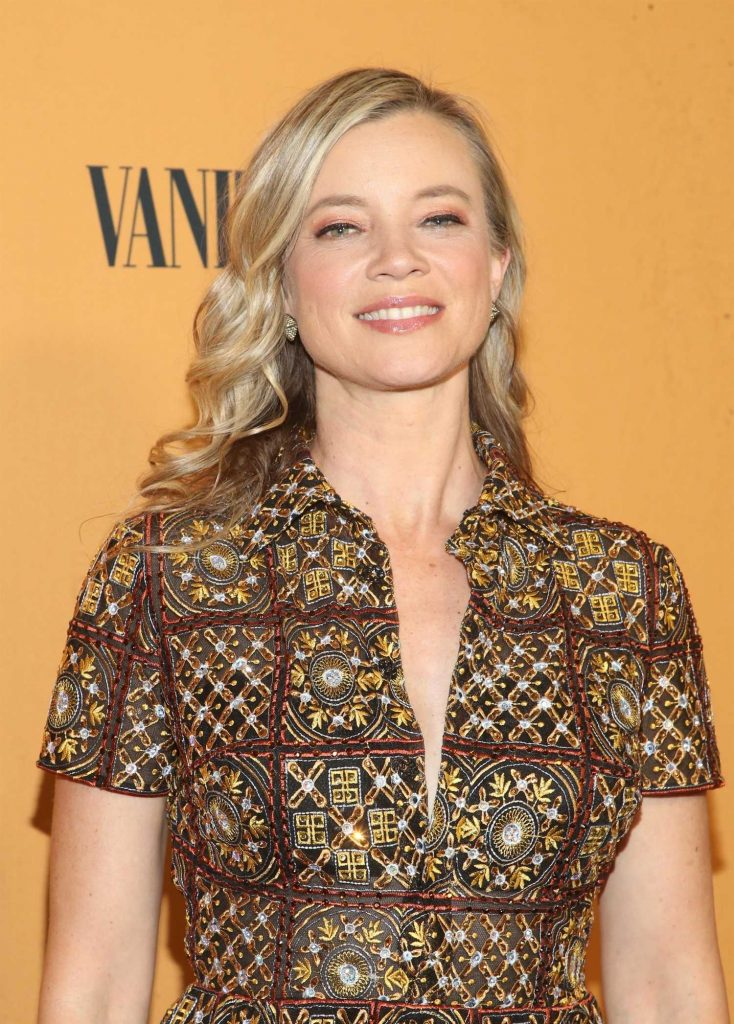 Amy Smart at Yellowstone TV Show Premiere in Los Angeles-5