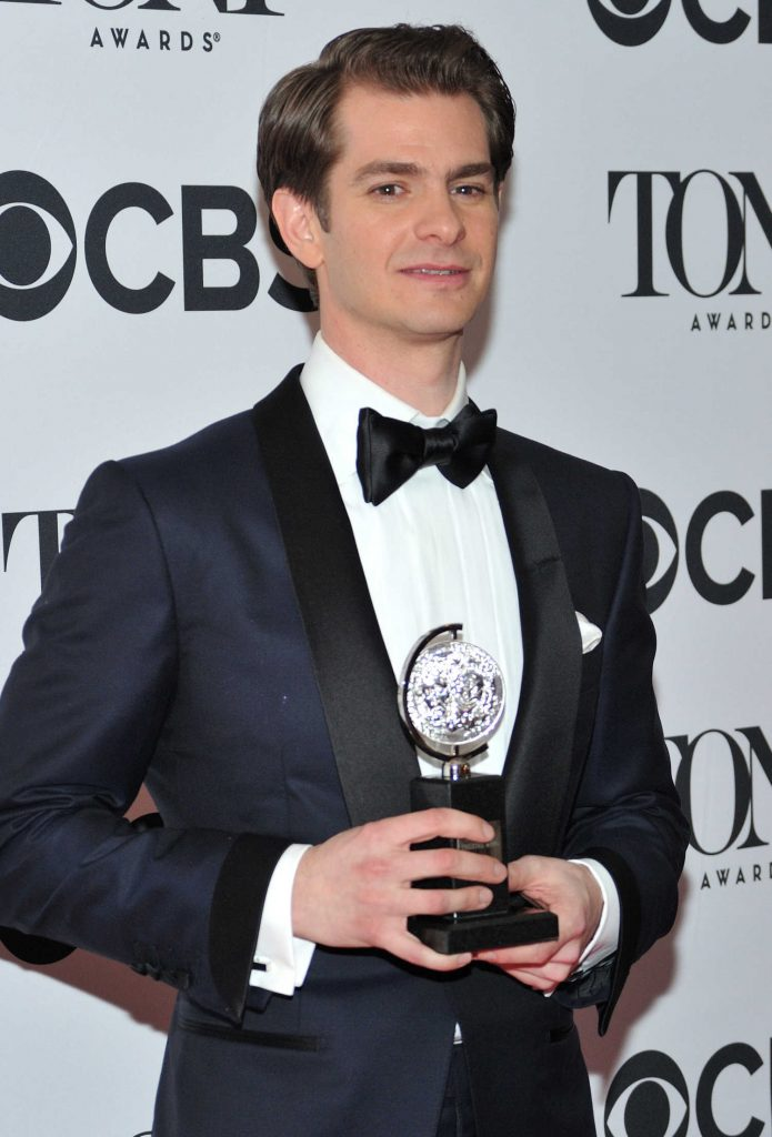 Andrew Garfield at the 72nd Annual Tony Awards in New York City-3