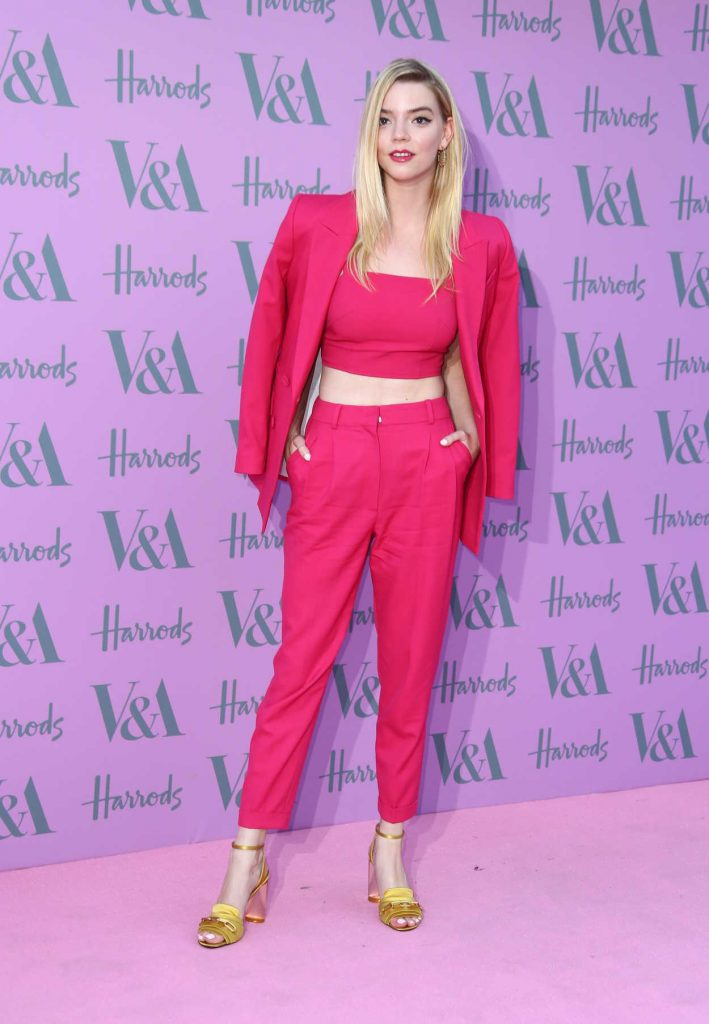 Anya Taylor-Joy at The Victoria and Albert Museum Summer Party in London-2