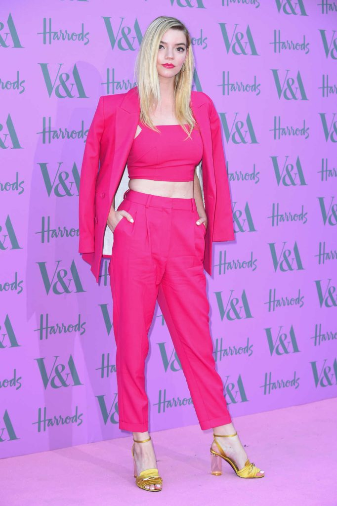 Anya Taylor-Joy at The Victoria and Albert Museum Summer Party in London-3
