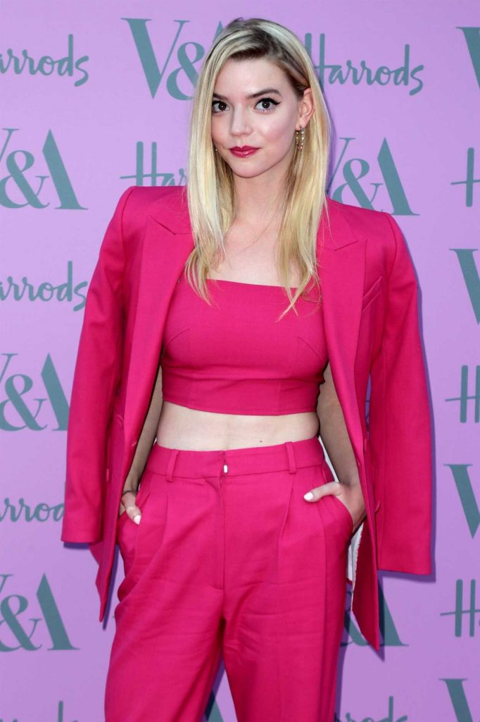 Anya Taylor-Joy at The Victoria and Albert Museum Summer Party in London-4