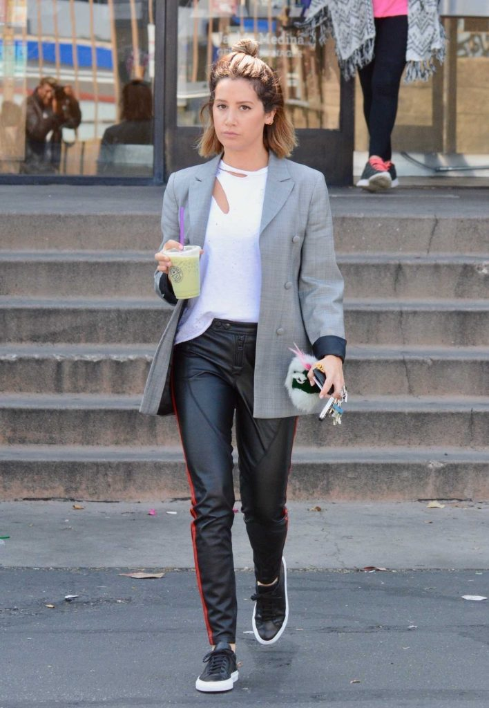 Ashley Tisdale Was Seen Out in LA-3