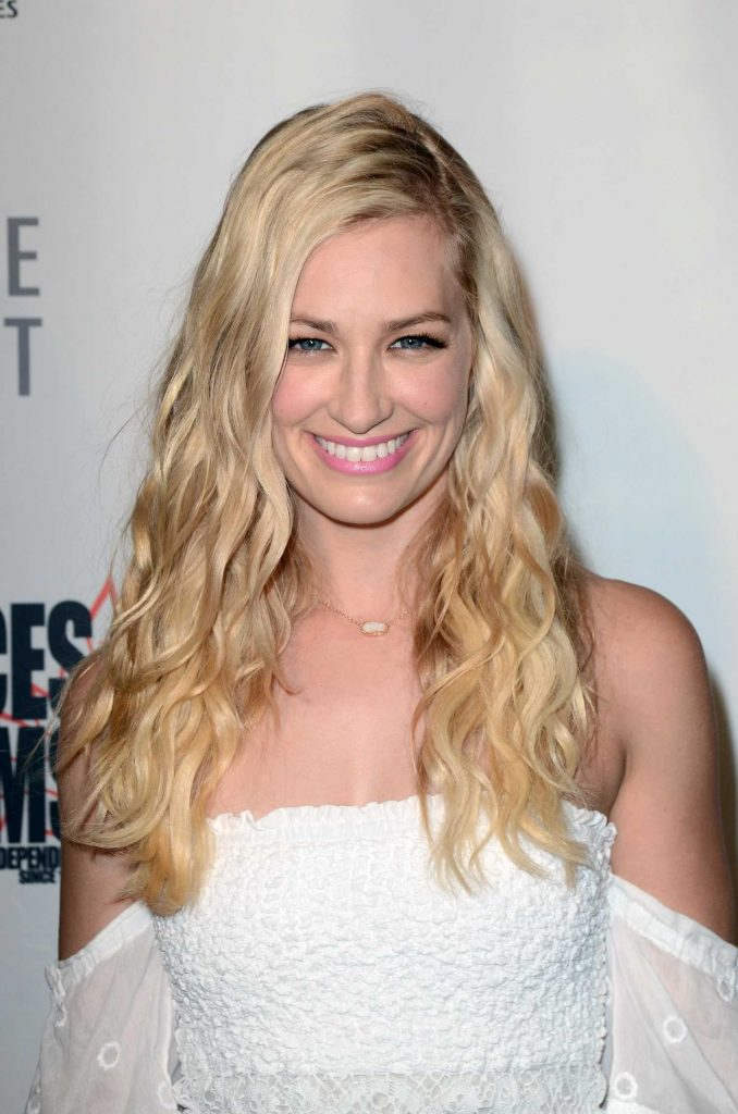 Beth Behrs at Antiquities Premiere in Los Angeles-5