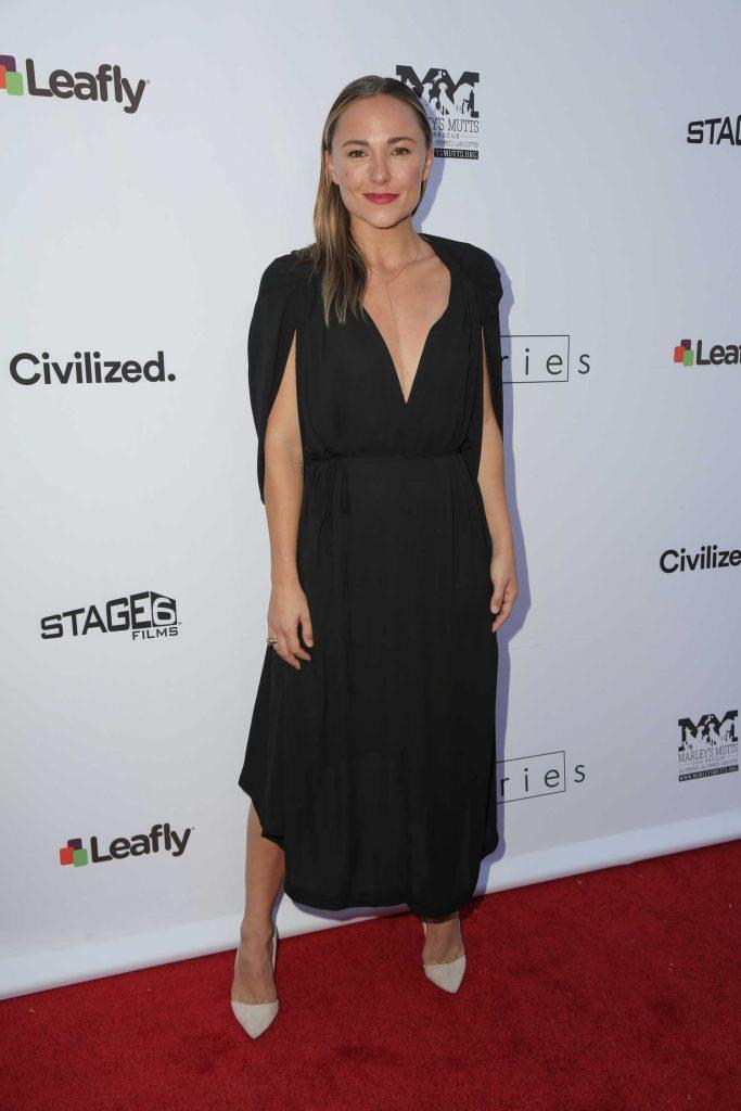Briana Evigan at Boundaries Premiere in Los Angeles-1