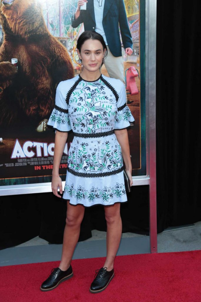 Camilla Wolfson at Action Point Premiere in Los Angeles-1