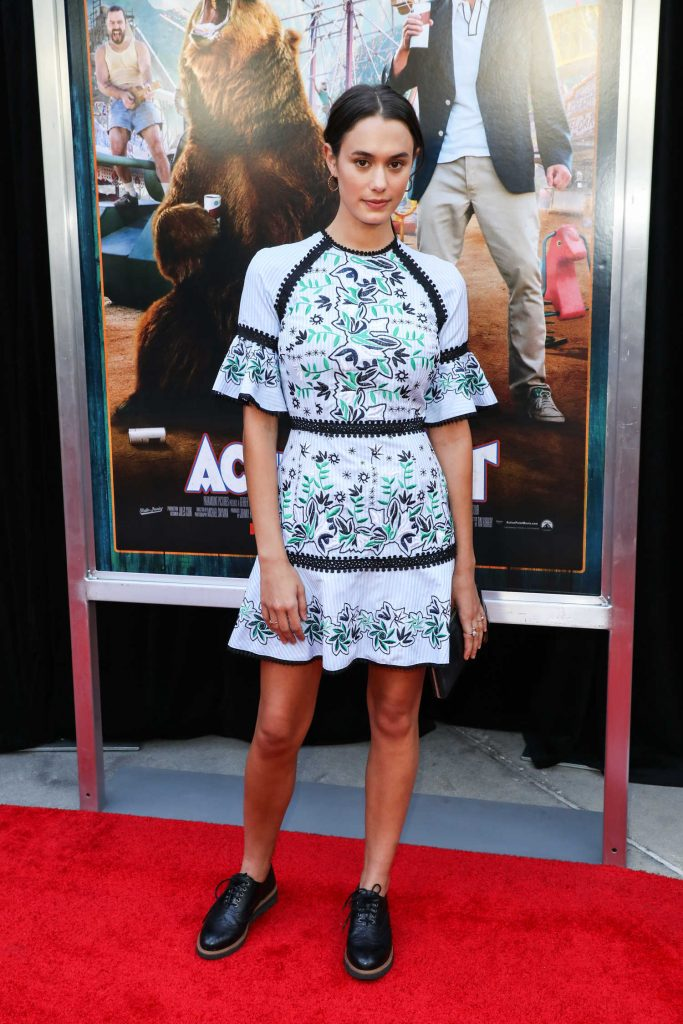 Camilla Wolfson at Action Point Premiere in Los Angeles-2