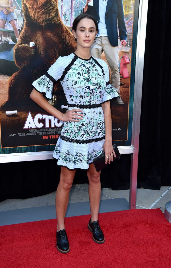Camilla Wolfson at Action Point Premiere in Los Angeles-3